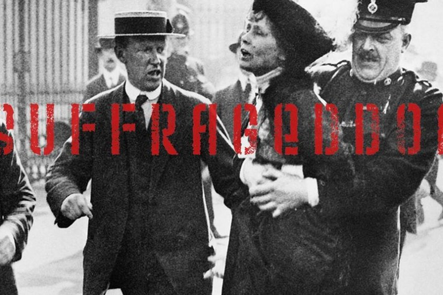 The Guilty Feminist presents Suffrageddon