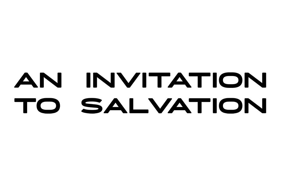 An Invitation To Salvation