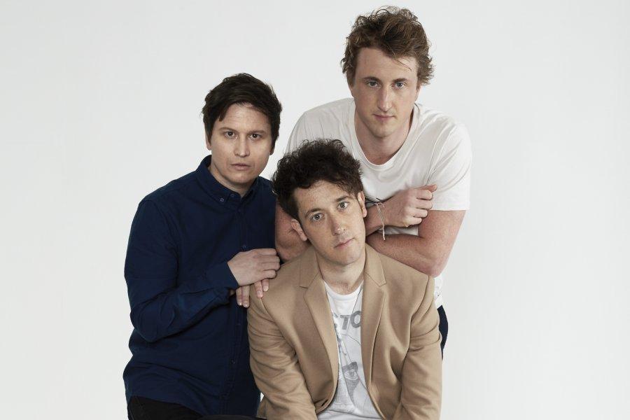 BBC Radio 1 Signing Tent: The Wombats