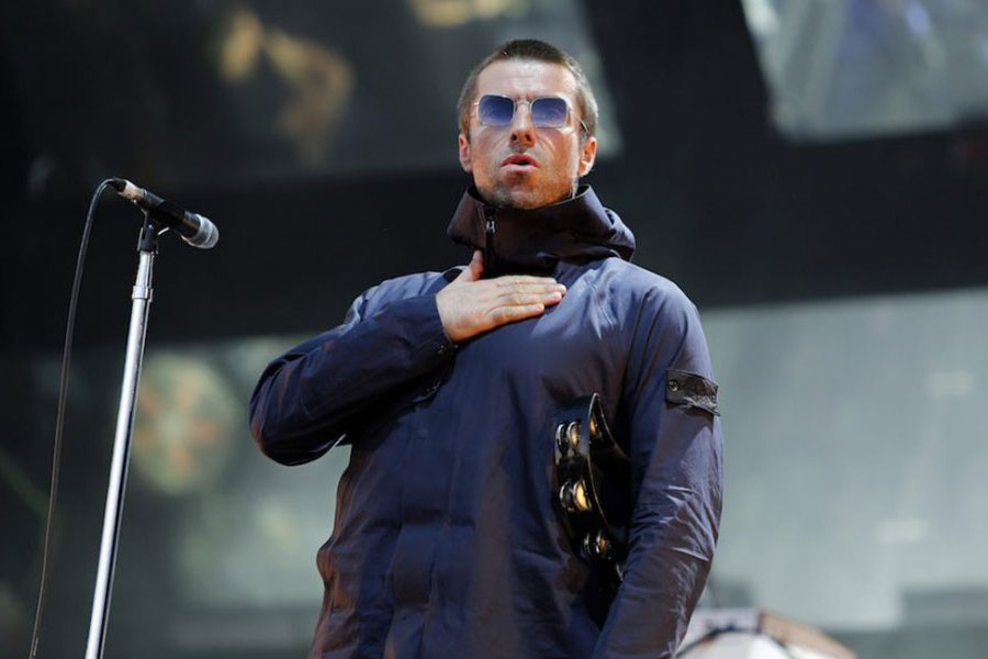 FILM: Liam Gallagher: As It Was